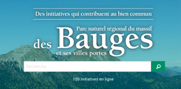 Plateforme des initiatives positives en Bauges