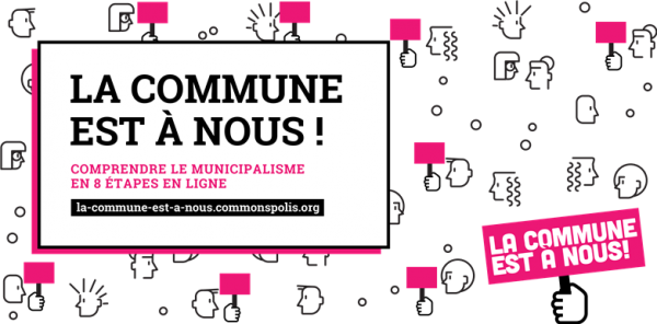 <p>Comprendre le mouvement municipaliste</p>